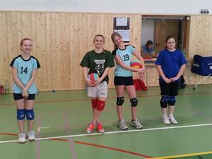 24. 3. 2013 Barevný Brno + KP přípravek dívky
